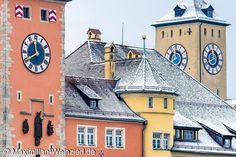 Maximilian Weinzierl – Fotografie – Blog: Winter-Zauber in der Stadt