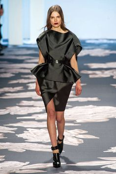 Vera Wang Fall 2013 Ready-to-Wear