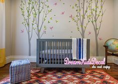 Tree Wall Decal, Wall Decals for Office, Window Decal, Leafy Tree forest with birds, Nursery, Branch, Birds, Home Decor, Tree Wall art-DK038 Description: This Beautiful forest wall decals will let you feel in the nature! Our wall decals are ideal for offices, living rooms, entryways,