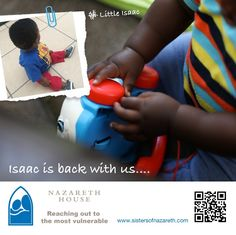 We were surprised the other day with a call from a social worker, looking for a placement of one of our previous children! Help Isaac is back with us.... by Nazareth House South Africa raise more on JustGiving