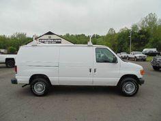 WWW.EMAUTOS.COM 2004 Ford E-250 Econoline Cargo In Locust Grove VA - E & M Auto Sales #EMAutos