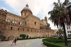 La Catedrale de Palermo, Sicilia