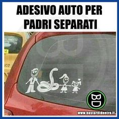 #bastardidentro #perfettamentebastardidentro #adesivi www.bastardidentro.it