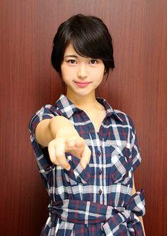 初主演を務めた実写版「咲-Saki-」について語る浜辺美波 #浜辺美波
