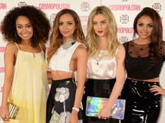 Cosmo Women of the Year Awards 2013 celebrity hairstyles makeup Celebrity Makeup, Celebrity News, Beauty Tutorials, Beauty Hacks, Little Mix Style, Jesy Nelson, Beauty News, Girl Bands, Celebrity Hairstyles