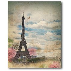 Courtside Market Romantic Capital of the World Wrapped Canvas ($35) ❤ liked on Polyvore featuring home, home decor, wall art, romantic home decor, canvas wall art and canvas home decor