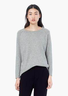 119,90Bawełniany sweter w groszki