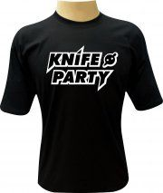 Camiseta Knife Party - Camisetas Personalizadas, Engraçadas e Criativas