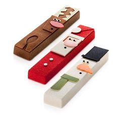 #Turron de #Navidad por Raúl Bernal para #Chocovic by chocovic.official