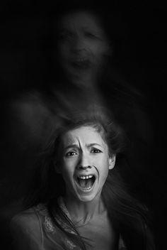 by Aga Rzymek, model Joanna Sobesto  #portrait