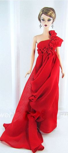 Barbie Red