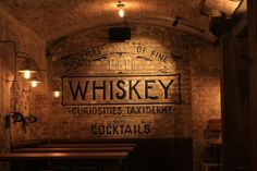 whiskey, by the bar Whiskey Room, Whiskey Lounge, Whiskey Girl, How To Make Letters, Man Cave Basement, Its A Mans World, Schnapps, Wine Cellar, Painted Signs