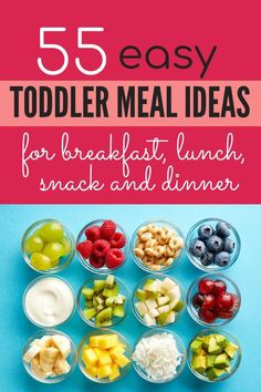 Kids Meals Over 50 realistic toddler meals for a one year old. Sample meal ideas for breakfast, lunch, dinner and snack. I've also included tips for brining lunch to daycare, too! One Year Old Foods, 1 Year Old Meals, Meals For One, 1 Year Old Food, 1 Year Old Meal Ideas, One Year Baby Food, One Year Old Meal Plan, 1 Year Old Snacks, 10 Month Old Baby Food