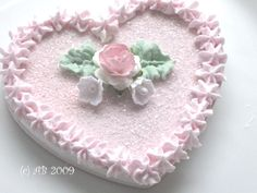 Faux Cookie ~ The Ruffled Rose