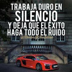Trabaja en silencio
