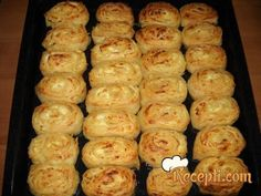 Snacks Für Party, Appetizers For Party, Party Appetisers, Pita Recipes, Cooking Recipes, Breakfast Recipes, Dessert Recipes, Desserts, Macedonian Food