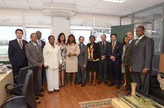 Intelectuais Balantas Na Diáspora : Ex-presidente do STJ da Guiné-Bissau, a juíza Mari...