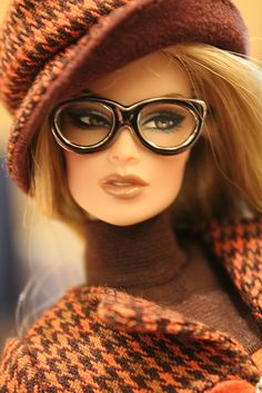 Barbie's Fall style