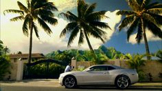Gorgeous car... and even more wonderful: how McGarrett drives it!