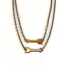 Fab.com | Eclectic, Spirited Jewelry - arrow necklace