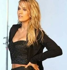 Carrie Underwood Hot, Carrie Underwood Pictures, Hockey Wife, Entertainer Of The Year, Shape Magazine, Country Singers, Woman Crush, Country Girls, Carry On