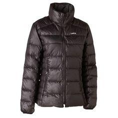 Doudounes duvets Ski, Snowboard, Nordique - Doudoune Femme DoonDoon Warm WED'ZE - Vêtements BLACK