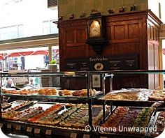 Zum Schwarzen Kameel is a wonderful conglomerate of posh snack bar, restaurant and patisserie. Very Viennese food, great Art Nouveau interiors. Austrian Recipes, Austrian Food, Vienna Restaurant, Art Nouveau Interior, Snack Bar, Wonderful Places, Interiors, Snacks, Europe
