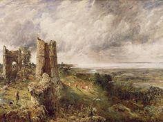Hadleigh Castle, John Constable