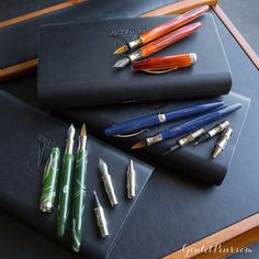 Write through the ages with the Visconti Art of Writing Set!