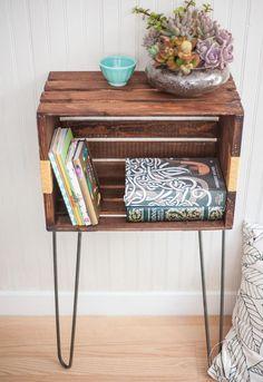 #TIPS: Inspirace, jak využít dřevěné bedýnky z IKEA - Ananas Barb