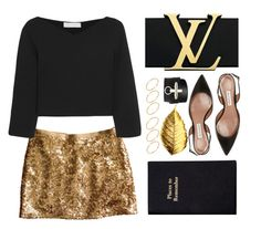 """""""Naughty or Nice? ~ Day 12"""" by kearalachelle ❤ liked on Polyvore featuring Tabitha Simmons, Victoria's Secret, STELLA McCARTNEY, ASOS, Givenchy, Leathersmith and PolydaysContest"""