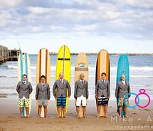 surfing wedding <3 picture on VisualizeUs