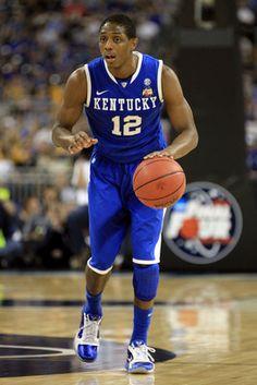 Brandon Knight, Kentucky Wildcats NBA Bucks , Suns,