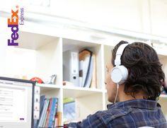 Envie Ouça Campaign BTL for FedEx Express