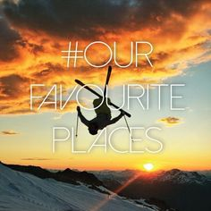 Canadian World Cup Team Skier @eddie_hicks tagged us in this beauty of a shot! One of his favourite places? Whistler Blackcomb! Join the #ourfavouriteplaces campaign and show us where you love to be! Just use the hashtag #ourfavouriteplaces and watch for your photo on our feed