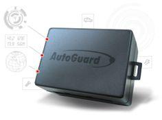 AutoGuard - moduł pozycjonerski GPS  Monitoring GPS