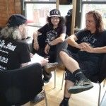 Exclusive Interview with Vinny Appice (Drums), Jimmy Bain (Bass) Last in Line
