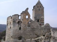 Slovak castles - Topolciansky hrad
