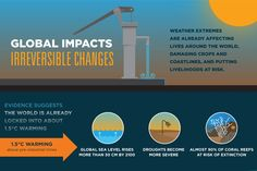 """2014 World Bank report says that we are already locked into ~1.5°C warming & risks are rising. """"Everyone will feel the impact, particularly the poor, as weather extremes become more commons and risks to food, water, and energy security increase."""""""