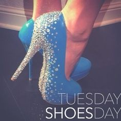 Happy Tuesday Shoesday!