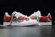 The adidas Stan Smith Flowerbomb by FRE Customs is Everything - MISSBISH | Women's Fashion Fitness & Lifestyle Magazine