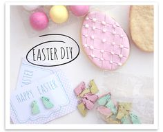 ...what Ina loves ❤ : {DIY} Easter Idea: Cookies