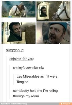 Les Tangled.