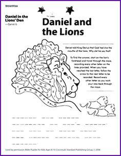 121 Best Bible OT: Daniel images in 2019 | Sunday school