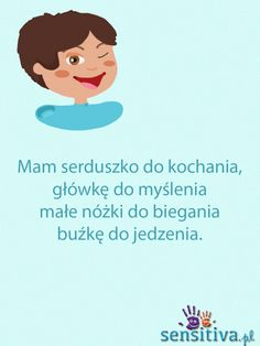 Orientacja w schemacie ciała - Sensitiva.pl Activities For Kids, Crafts For Kids, Finger Plays, Baby Development, Babysitting, Kids Education, Kids And Parenting, Cool Kids, Kindergarten