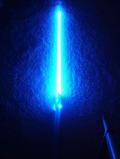 OK... I need to make my own lightsaber...