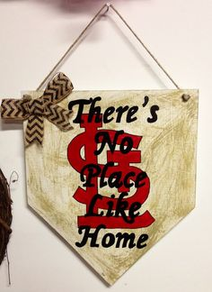 Theres no place like home home plate sign stl by WandNDesigns