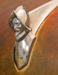 De Soto 1950 Hood Ornament.......
