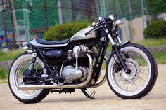 kawasaki w650 by motor rock