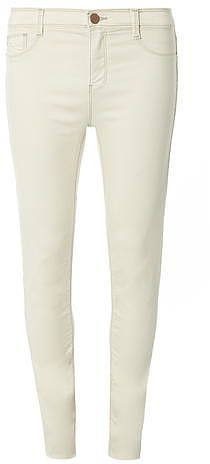 Womens ivory jegging from Dorothy Perkins - £22 at ClothingByColour.com